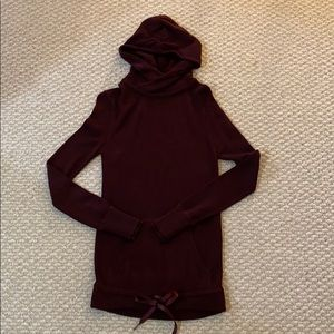 Lululemon sweater/ hoodie (size 2)